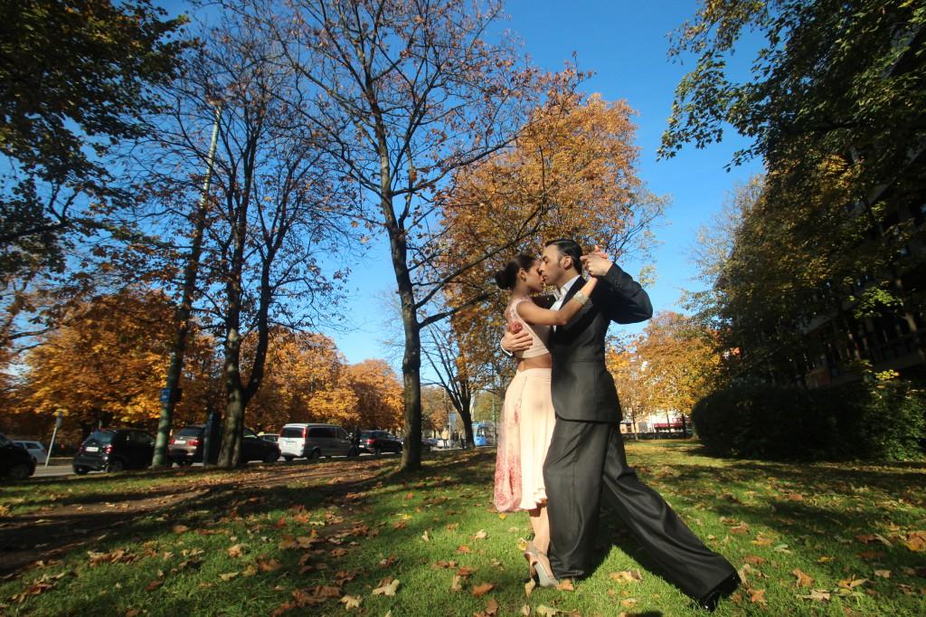 Gonzalo Angeles y Nathalia Peña Tango by Dmitry Ledentsov